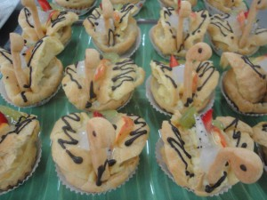 Choux Paste-Fruits pie-Sheperds Pie1