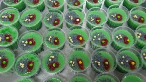 Cup Fruits Pudding1