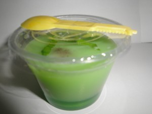 Cup Fruits Pudding2